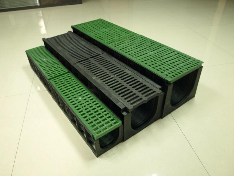 HDPE塑料排水沟